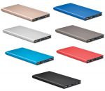 Powerbank POWERFLAT8 8000mAH - 25 szt z grawerem MO8839
