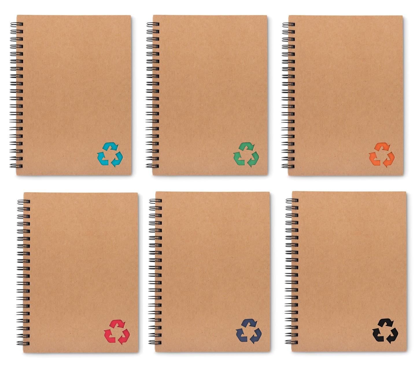 Notatnik Spiralowany 70 Kartek Z Papieru Z Kamienia Stonebook